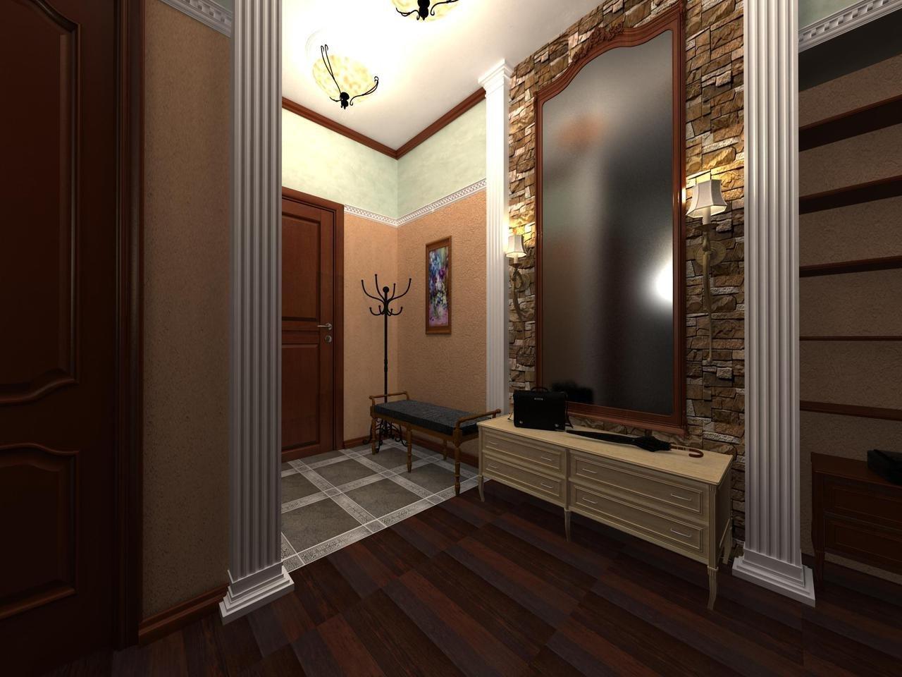 Зеркала в квартире фото