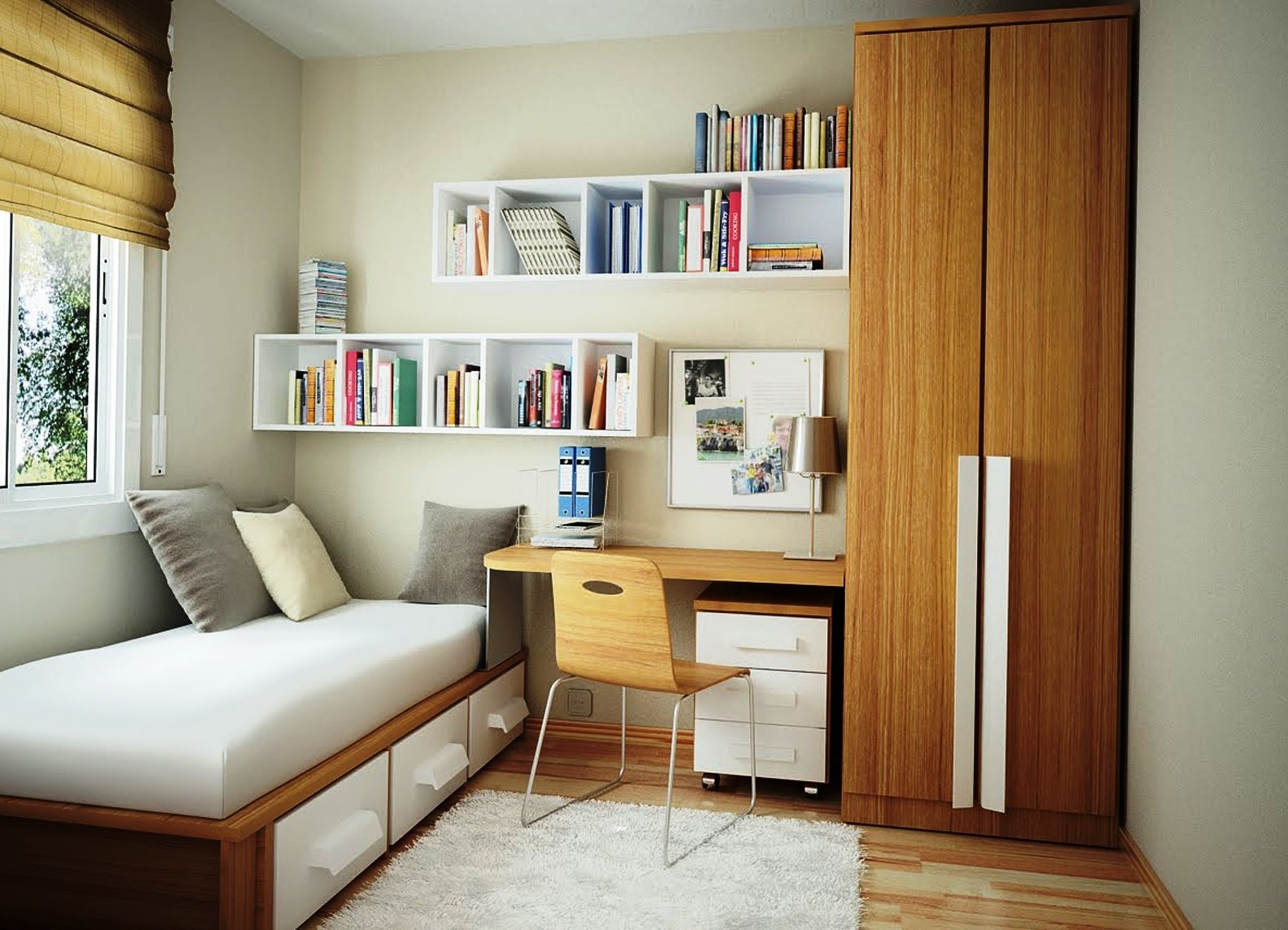 Мебель для маленьких комнат фото