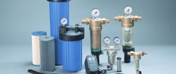 Поговорим о фильтрах механической очистки воды…