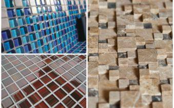 Как выложить мозаику из плитки своими руками