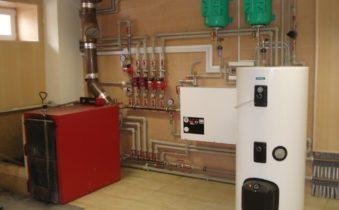 Современный котел отопления на дизельном топливе согреет дом в любые морозы