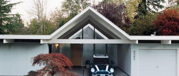Нужен ли гаражу навес?