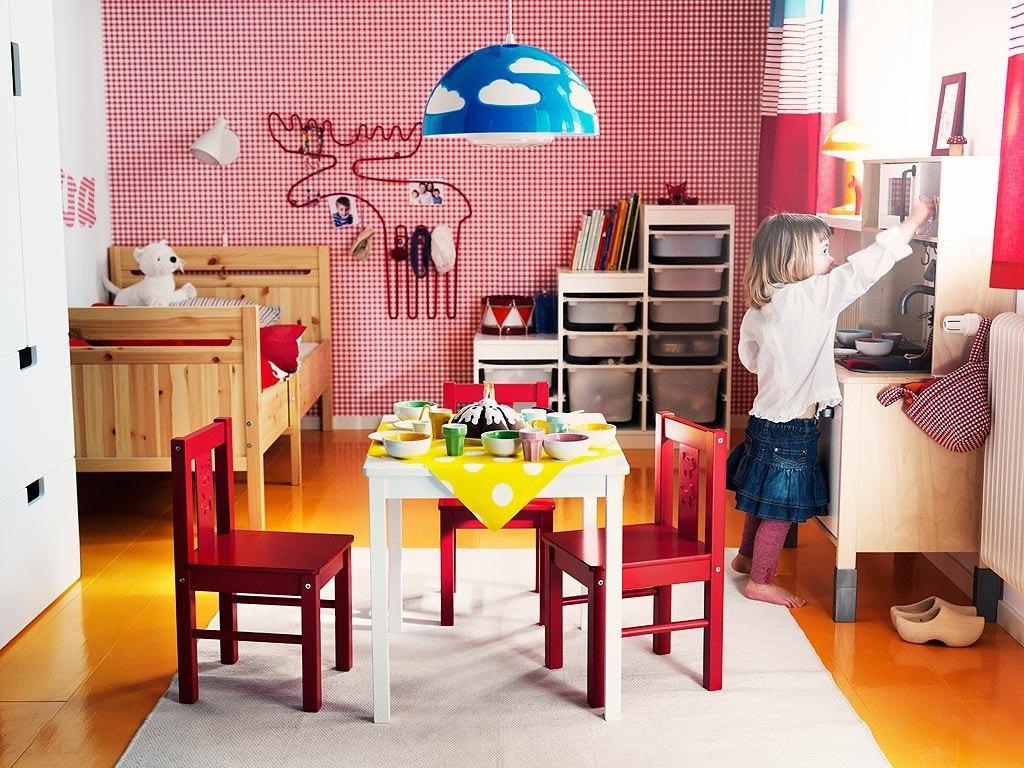 Все гениальное – просто: оригинальные идеи ИКЕА в детской мебели