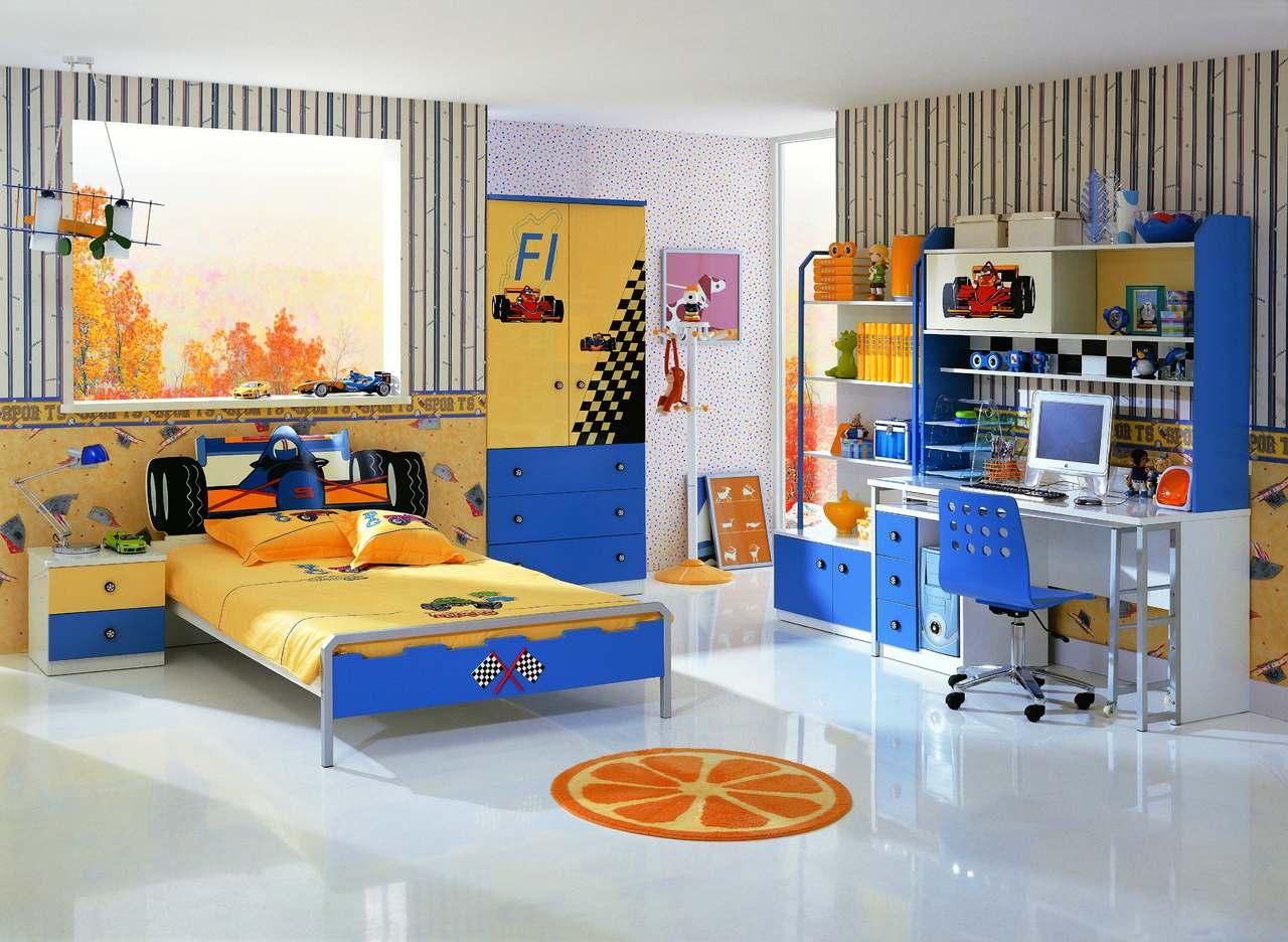 Высший пилотаж самостоятельного ремонта: детская комната для активного подростка мальчика