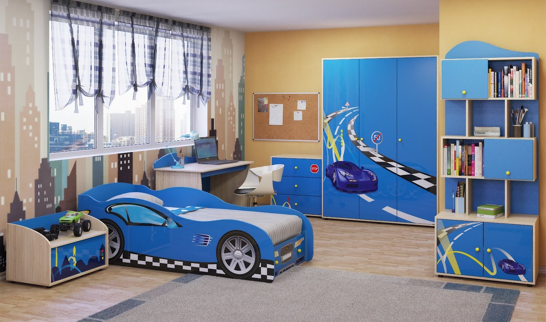 Грамотный ремонт детской комнаты для мальчика и для девочки: сходства и различия