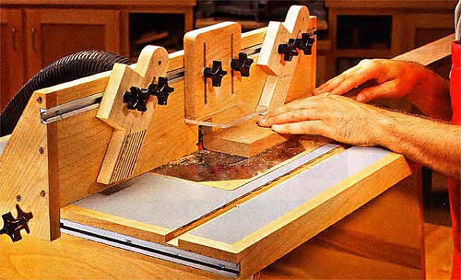 Изделия с помощью фрезера своими руками
