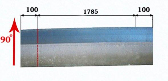 Устройство верхней перемычки дверного проёма в гипсокартонной перегородке
