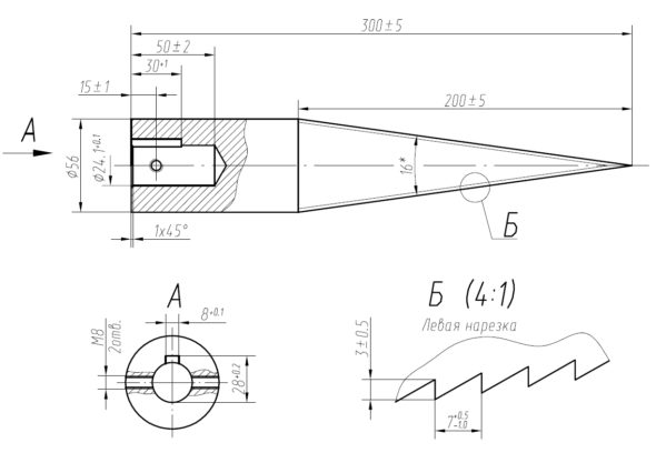 инструкция по охране труда для дровокола - фото 5