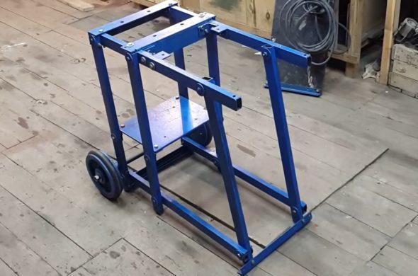 Изготовление дровокола