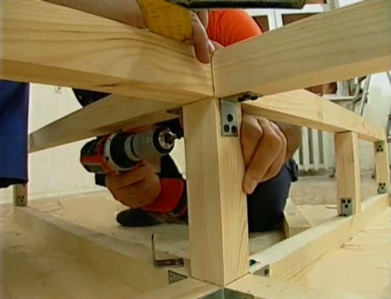 Изготовление деревянных конструкций своими руками