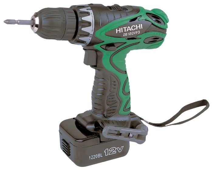 Hitachi DS12DVF3