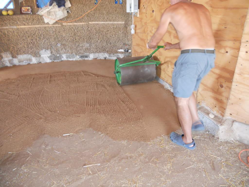 Песок своими руками монтаж