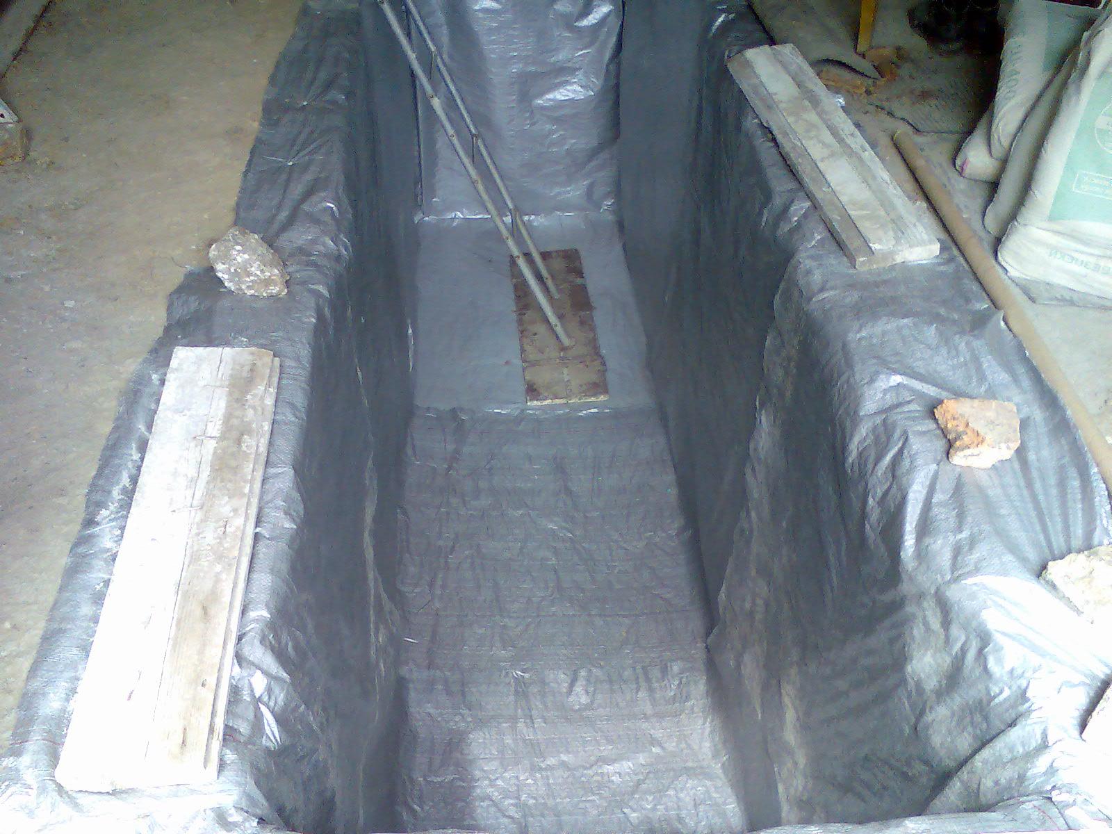 Как сделать гидроизоляцию для гаража