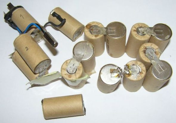 Термодатчик никелевой батареи