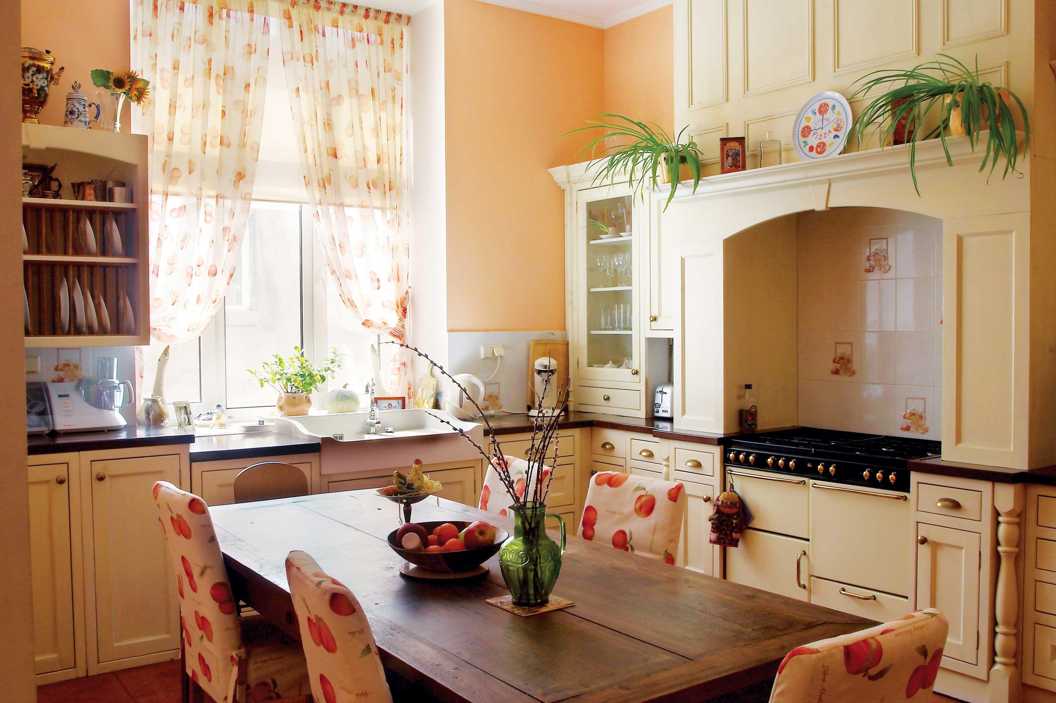 Как сделать уютную кухню