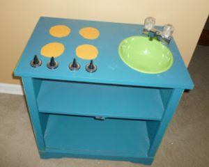 Создание кухонной панели