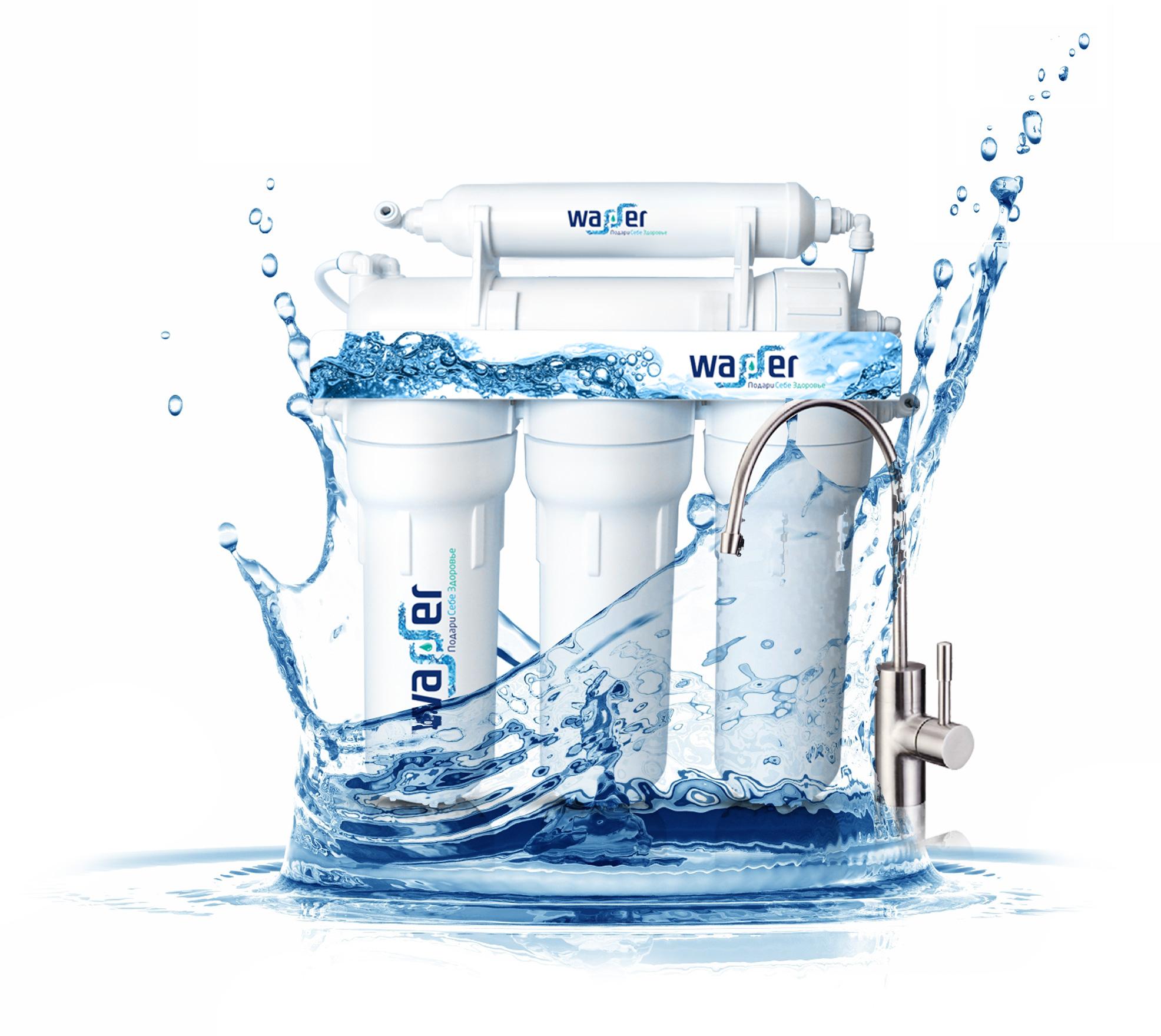 Магнитный фильтр на воду своими руками 84