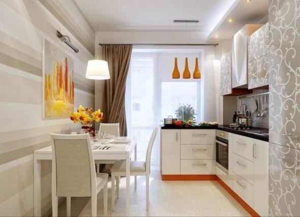 Дизайн-проект современной кухни