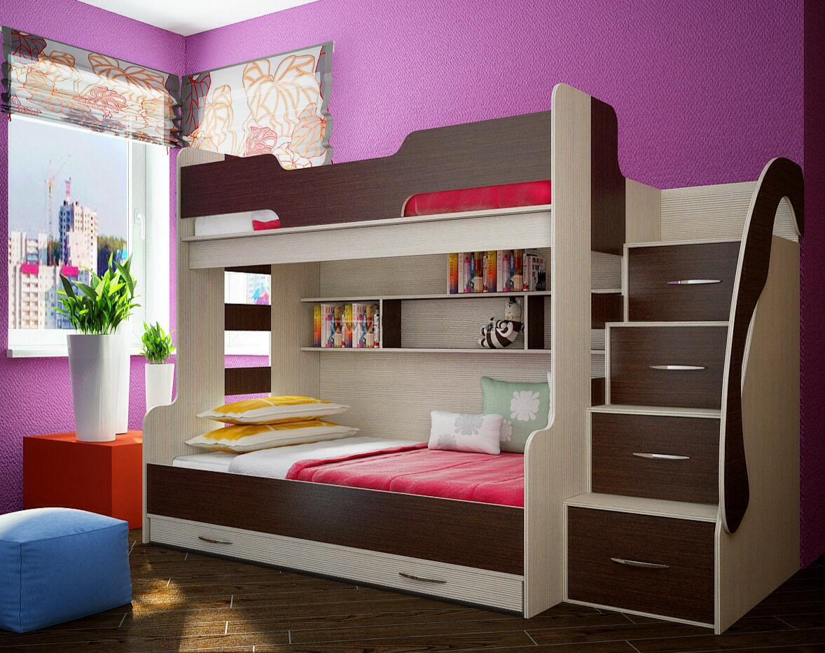 Схема детской кровати своими руками фото 713