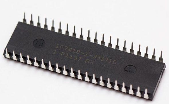 микроконтроллер ATmega8515