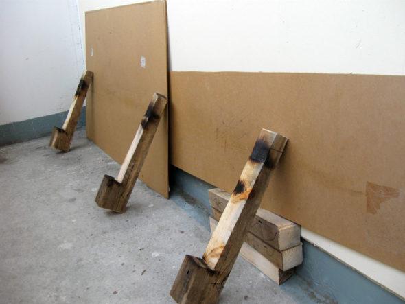 Опоры под доски для обжига