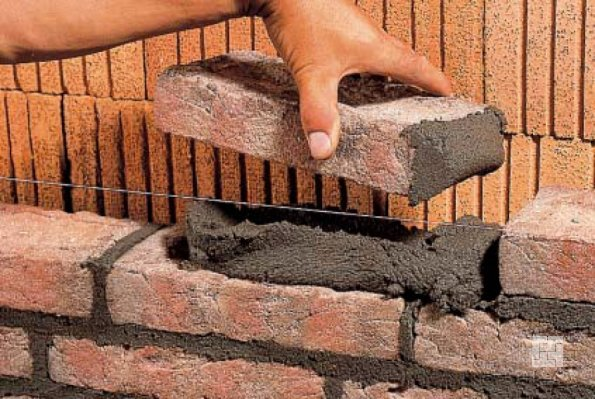 Печь-камин своими руками: виды порядовки и кладки 75