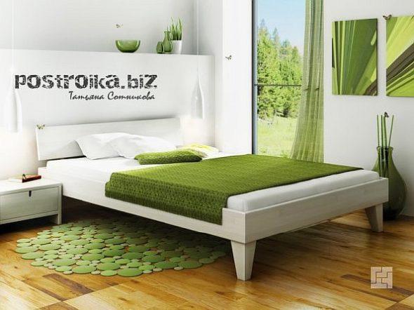 Свежий взгляд на современный интерьер спальни