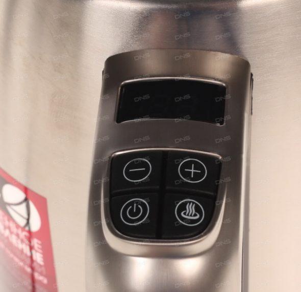 Чайник с терморегулятором