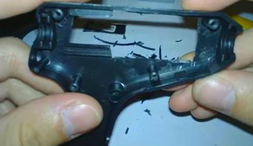 Корпус пистолета