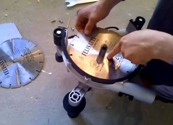 Штроборез з болгарки своїми руками відео