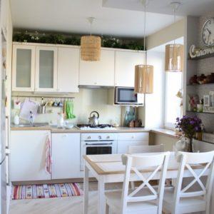 Скандинавский стиль в кухне