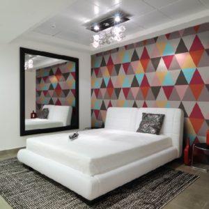 Отделка и дизайн спальни