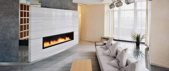 Стиль хай-тек в интерьере квартиры