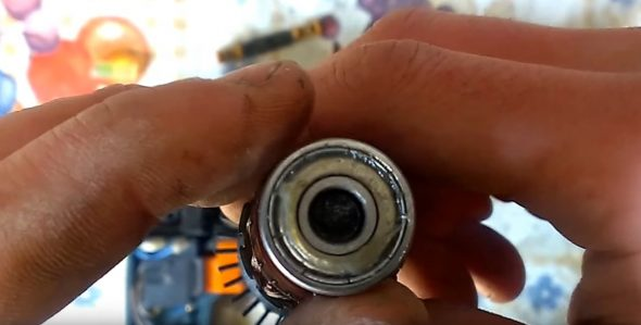 Подшипник ротора двигателя
