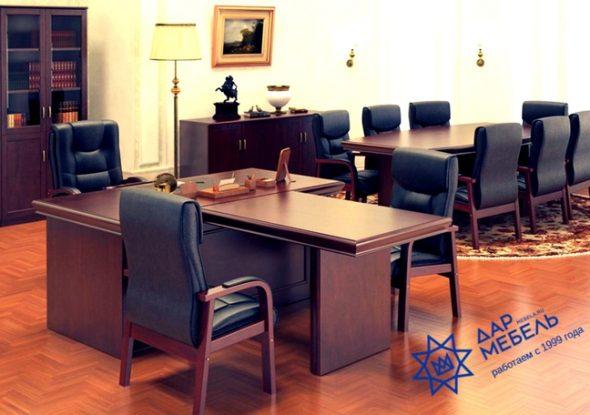 Кабинет директора от Дар мебель
