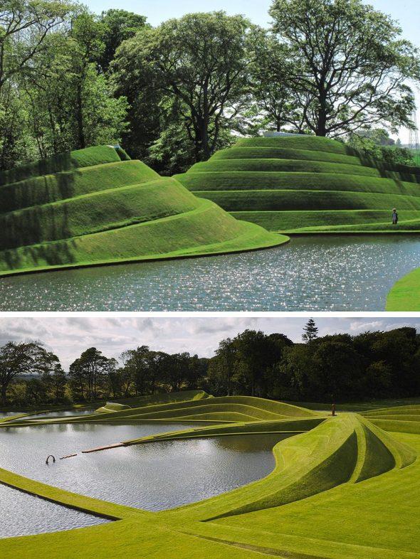 Парк в Англии