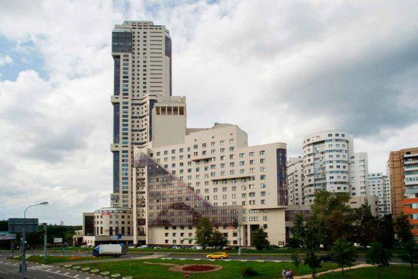 ЖК «Континенталь» в Москве