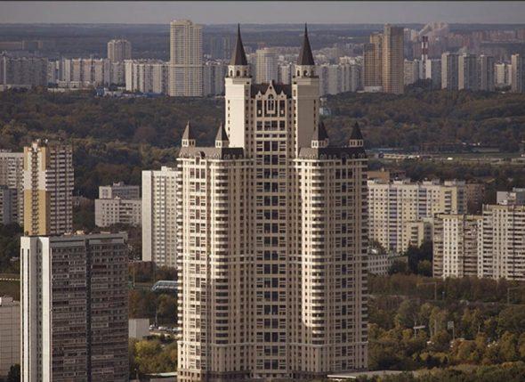 ЖК «Эдельвейс» в Москве