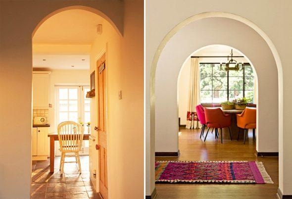 Примеры арок в малогабаритном помещении