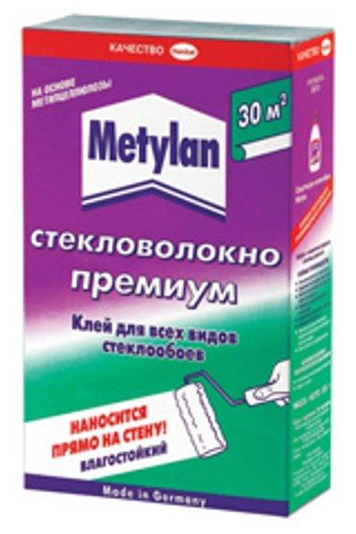 Клей Metylan для всех видов стеклообоев
