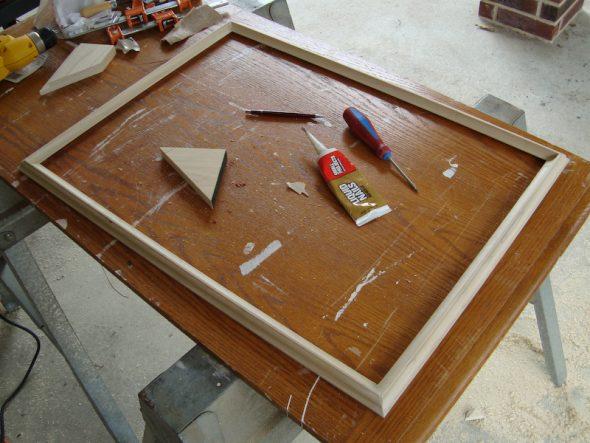 Инструменты и приспособления для создания рамок