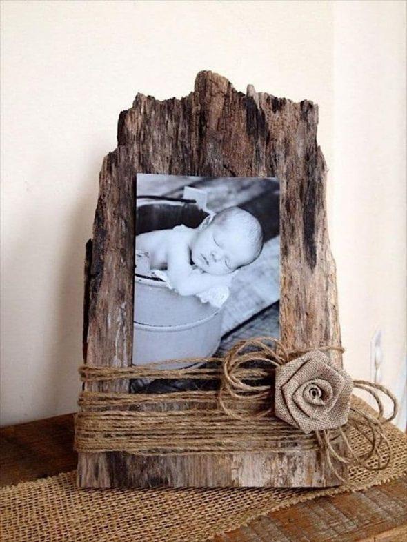 Фон для фотографии из дерева