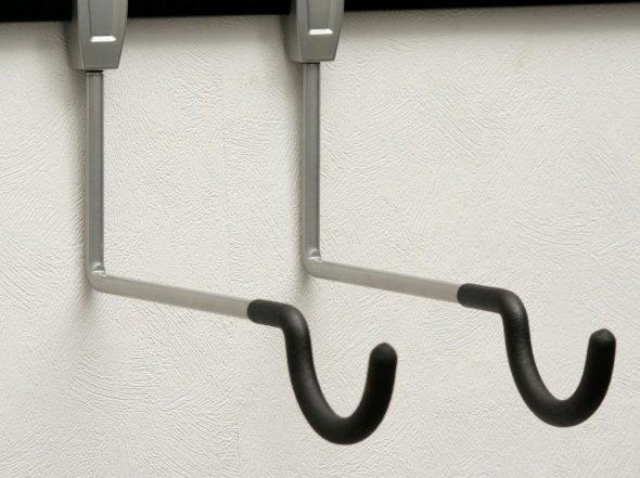 Крючки для хранения велосипеда