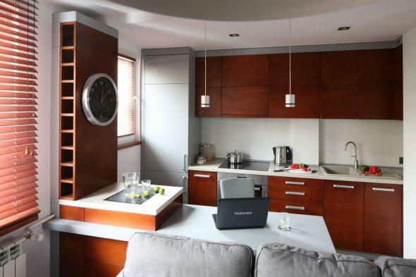 Кухня 12 кв. м