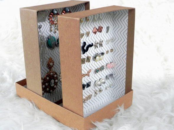 как использовать старые обувные коробки в квартире