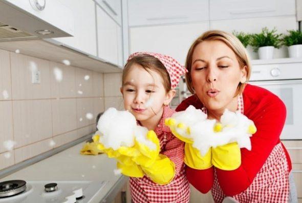 как навести порядок дома