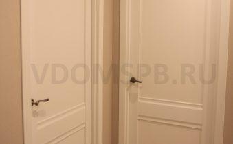 Что такое царговые двери