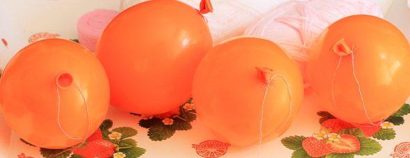 Надутые шарики
