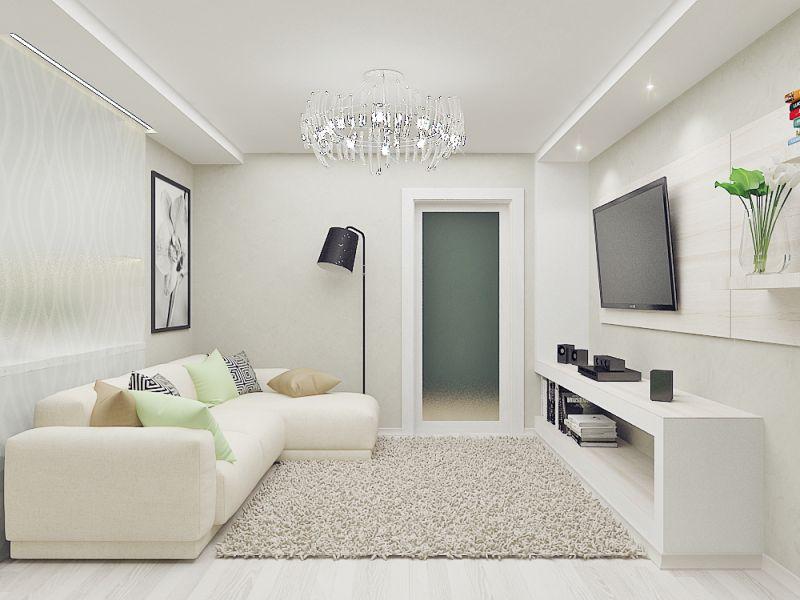 Как увеличить комнату с помощью цвета: маленькие хитрости, не требующие больших затрат