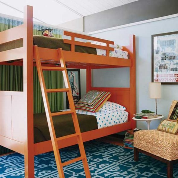 Одинаковые спальные места